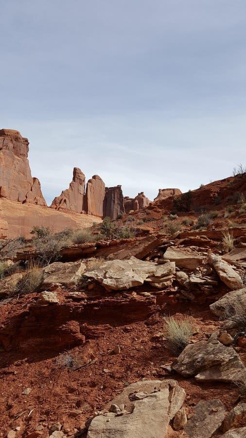 сгабривает национальный парк стоковые фото