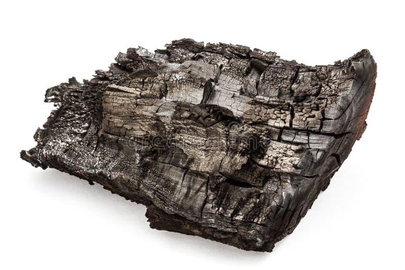 Сгоренный bunt, изолированный на белой предпосылке стоковые фото