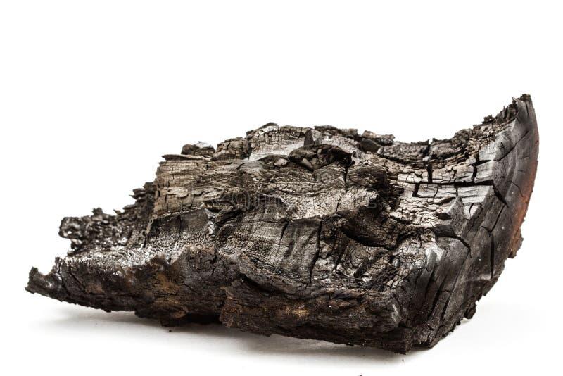 Сгоренный bunt, изолированный на белой предпосылке стоковое фото rf
