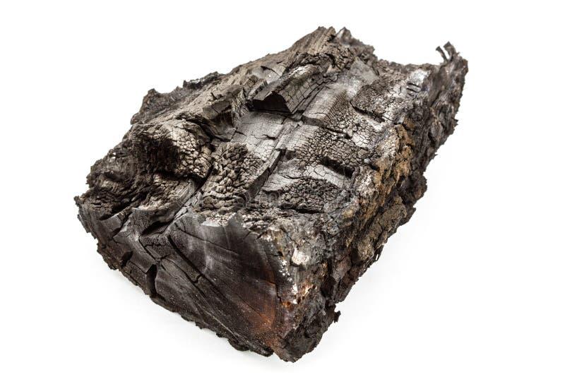 Сгоренный bunt, изолированный на белой предпосылке стоковые фотографии rf