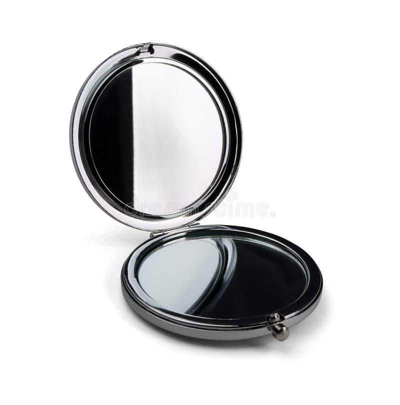 сделайте карманн зеркала вверх стоковое фото