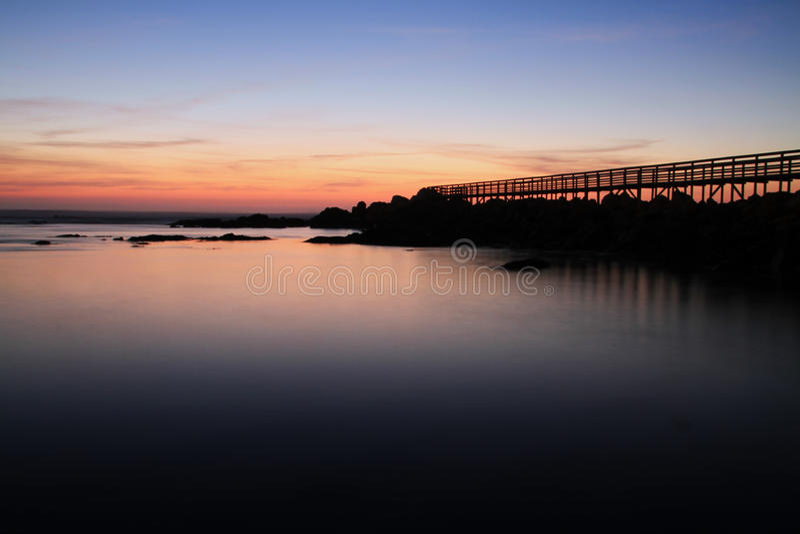 сделайте praia norte стоковые фотографии rf