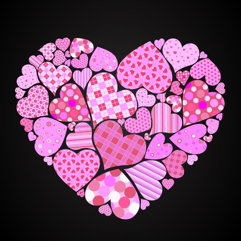 сделанное по образцу сердце бесплатная иллюстрация
