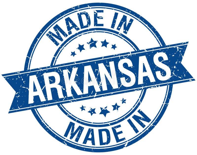 Сделанный в штемпеле Арканзаса иллюстрация штока