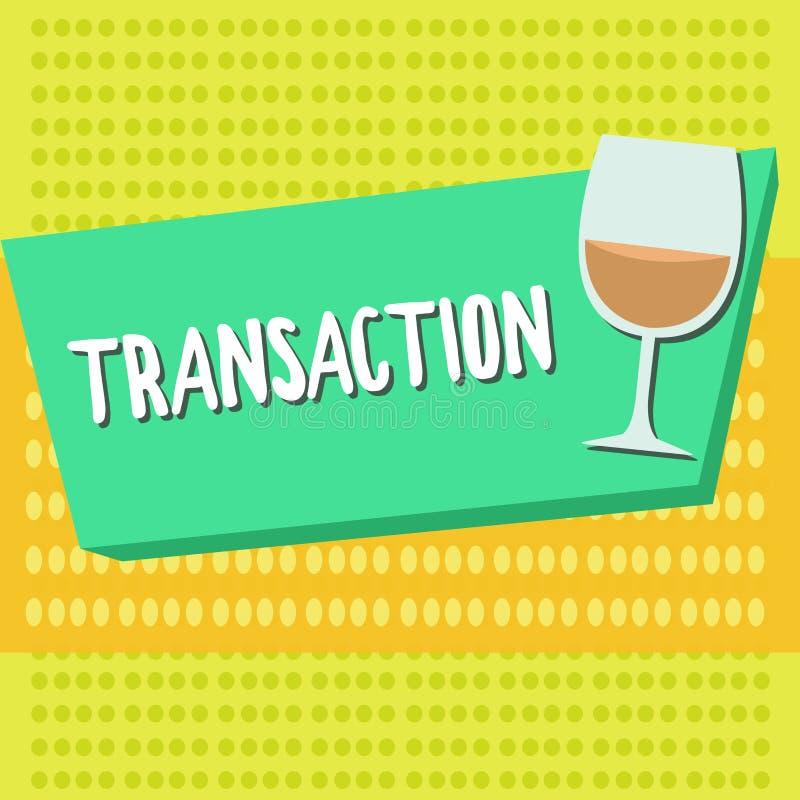 Сделка текста сочинительства слова Концепция дела например покупать или продавать что-то обмен согласования бесплатная иллюстрация