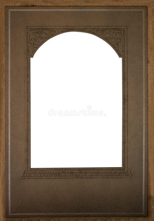 сдобренная рамка стоковое фото rf