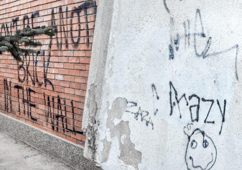 СЕВЕРНАЯ МАКЕДОНИЯ-АВГУСТА 28 АВГУСТА 2018 стоковое изображение rf