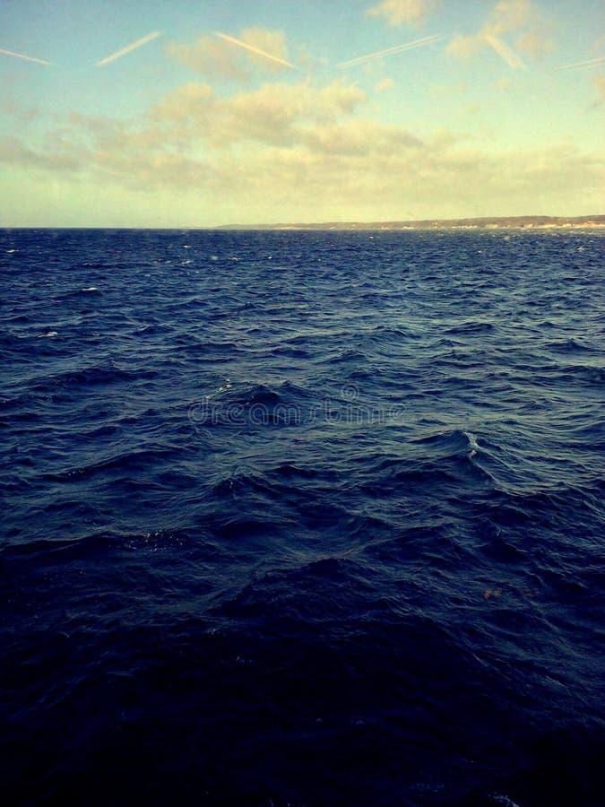 Северное море Швеция вперед! стоковое фото