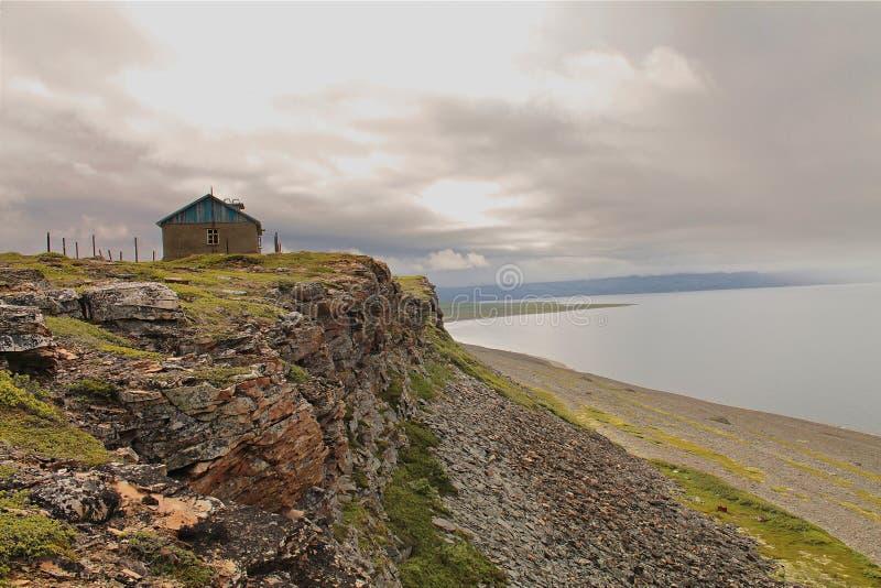 Северное побережье стоковая фотография rf