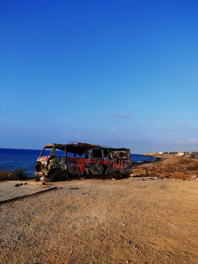 Северный Кипр стоковая фотография rf