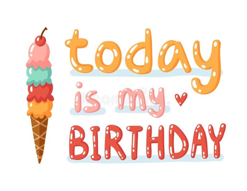 картинки про свой день рождения