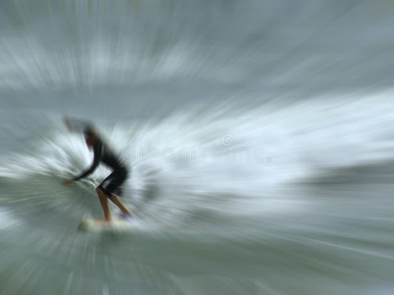 седьмая волна стоковое изображение rf