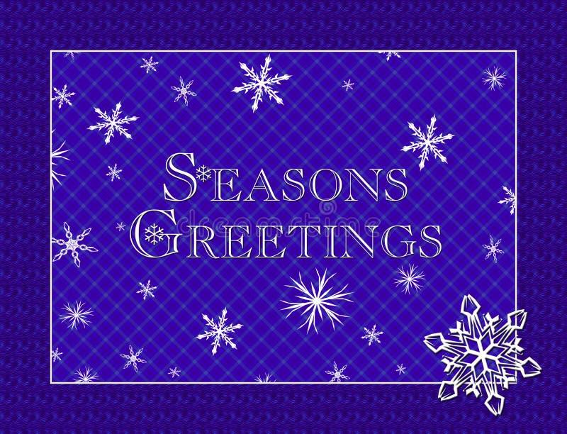сезоны приветствиям бесплатная иллюстрация