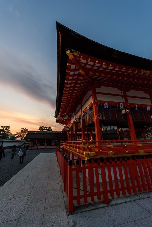 Сезон осени Киото стоковые изображения