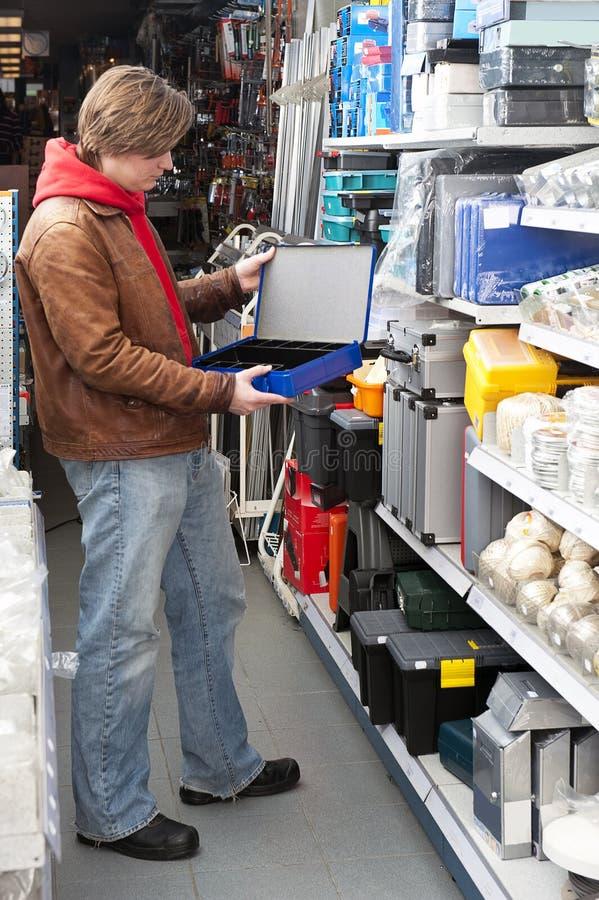 сейф залеми приобретения коробки стоковая фотография
