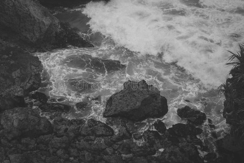 Секретный берег стоковое фото rf