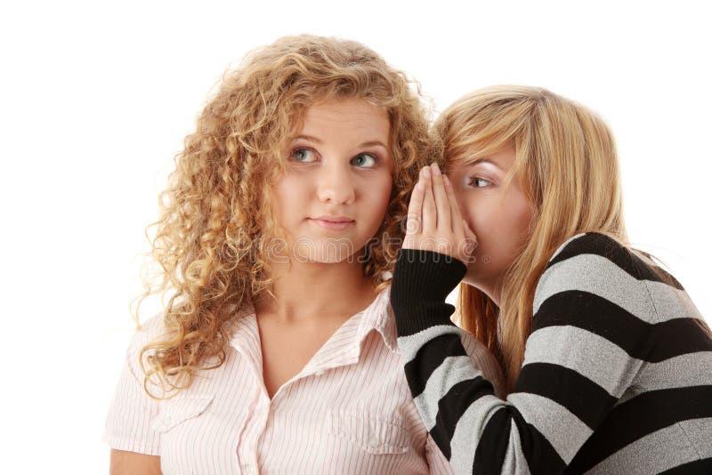 секреты предназначенные для подростков стоковые изображения
