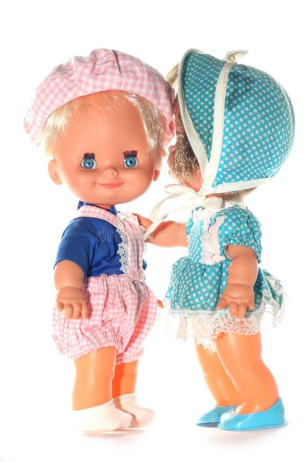 секрет ll кукол i говорит вас стоковое изображение