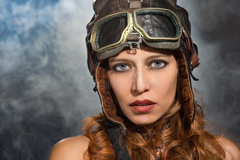 Сексуальный шлем на лицо