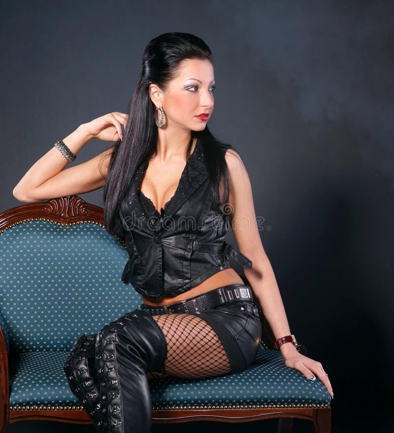 Сексуальная черная одежда