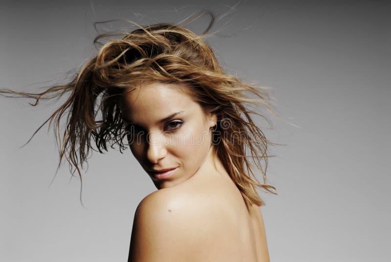 сексуальная женщина стоковое изображение rf