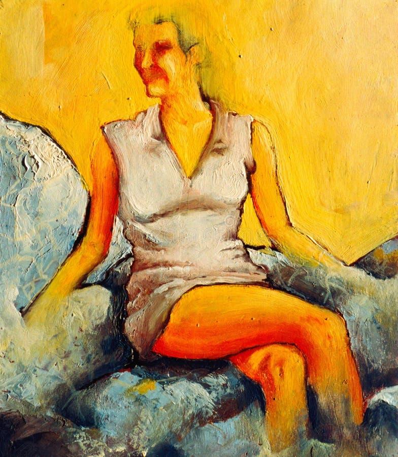сексуальная женщина бесплатная иллюстрация