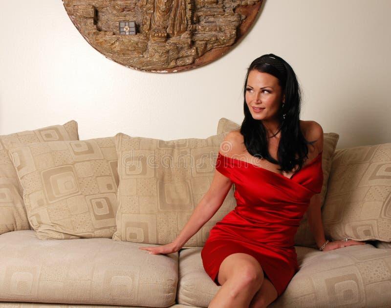 сексуальная женщина 3 стоковое изображение rf