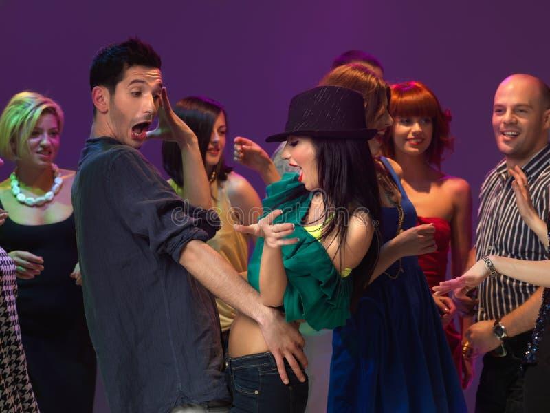 Сексуальный танец для клуба