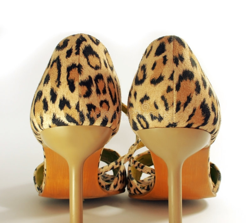 сексуальные ботинки стоковая фотография rf
