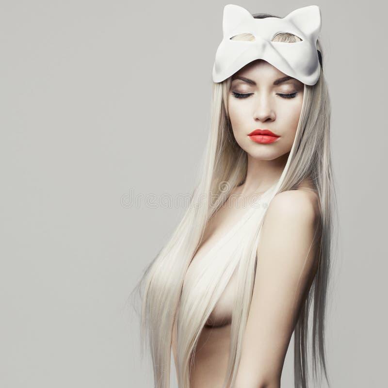 Скксуальная блондинка