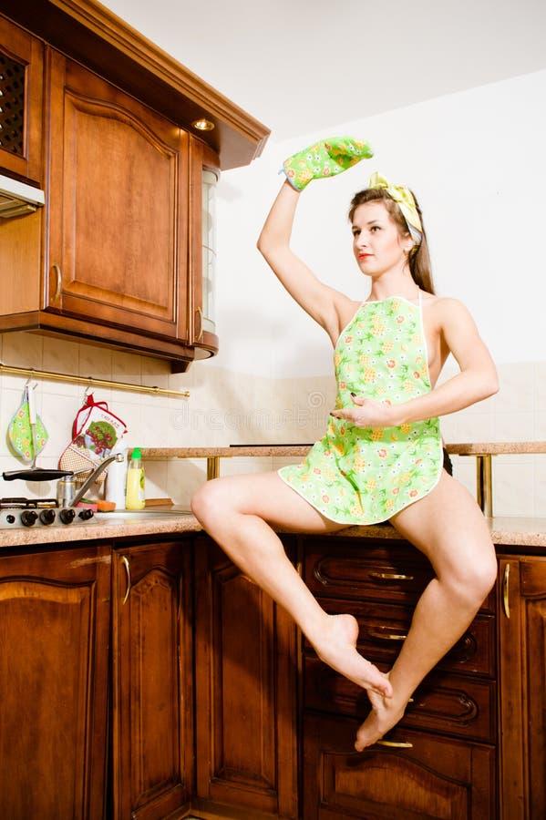 Кухня сексуальный танец