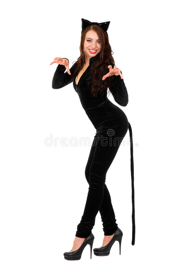 Download Сексуальная шаловливая женщина Стоковое Фото - изображение насчитывающей красивейшее, женщина: 37925844