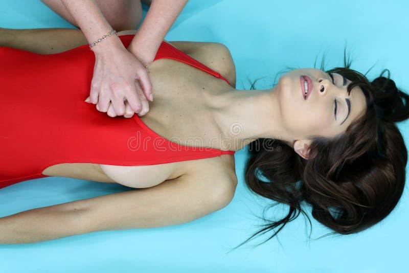Сексуальный массаж сердца стоковое фото rf