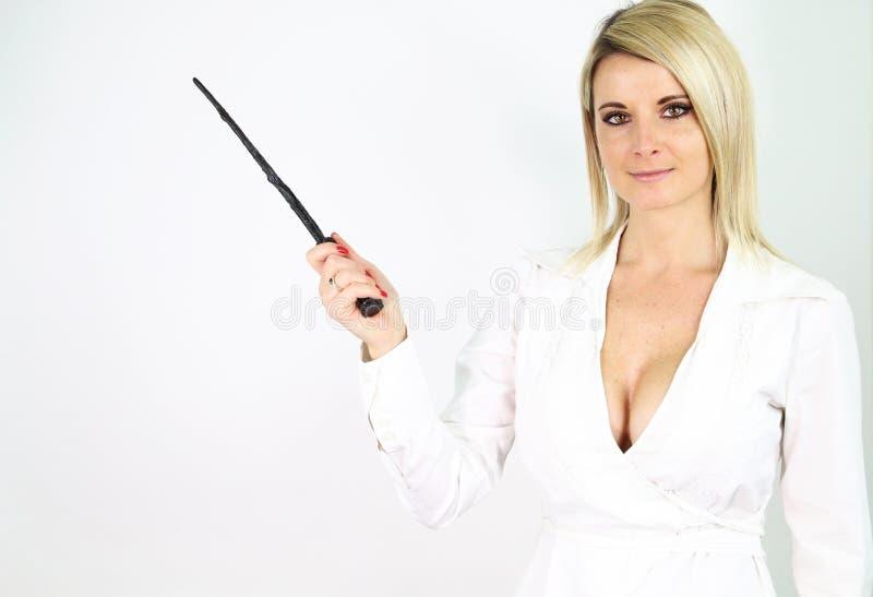 Сексуальный учитель стоковое фото rf