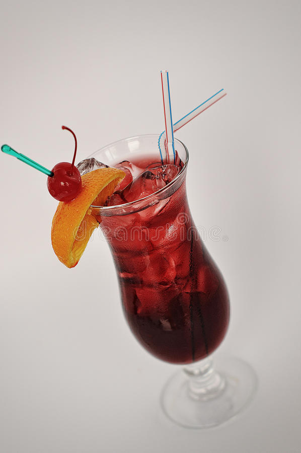 секс вишни коктеиля стоковые фото