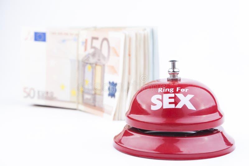 Секс колокол стоковые изображения