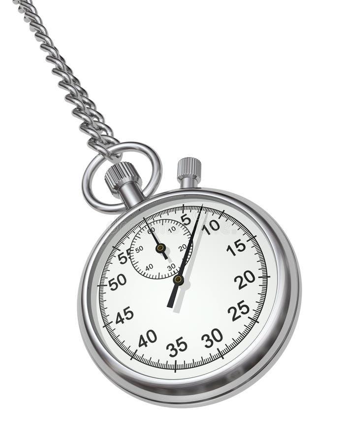 секундомер иллюстрация вектора