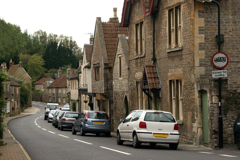 село улицы стоковое изображение rf