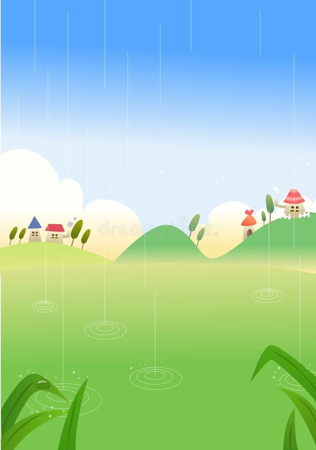 село бесплатная иллюстрация