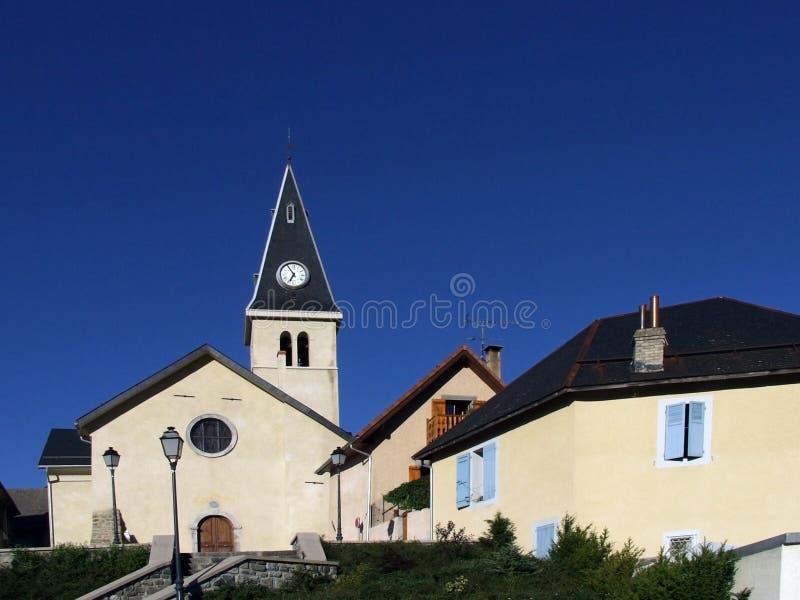 село стоковая фотография