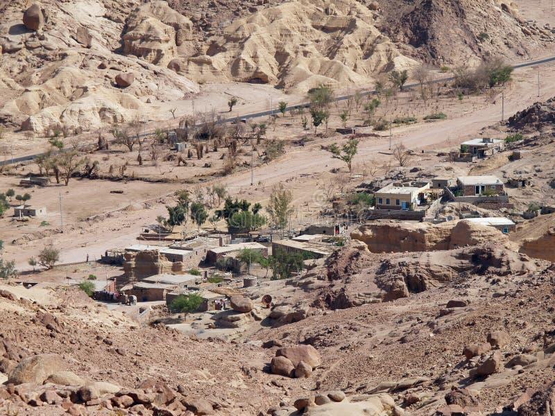 село Desert3 Стоковое Изображение