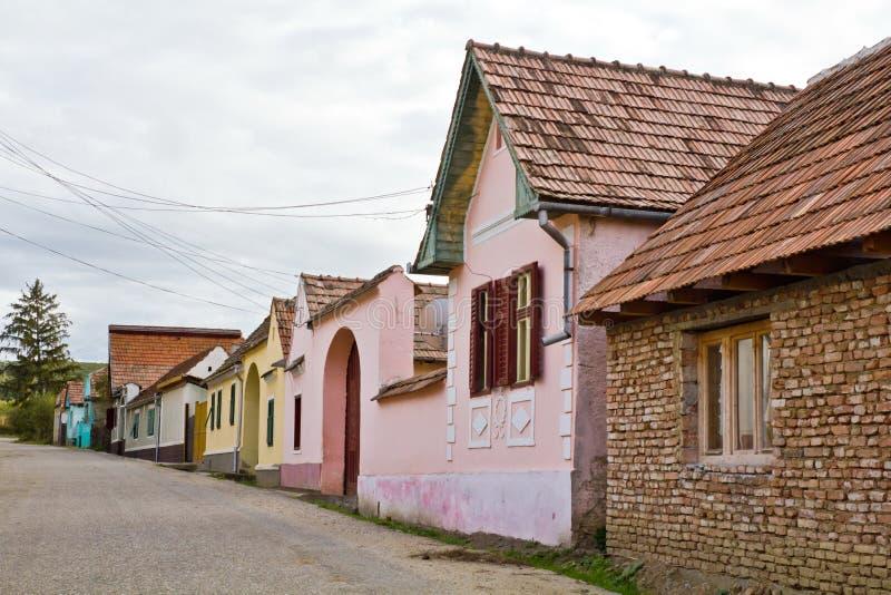 село ii стоковое изображение rf