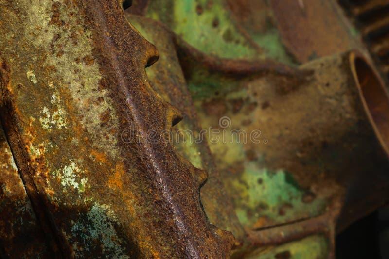Сельские части прибора металла стоковое изображение