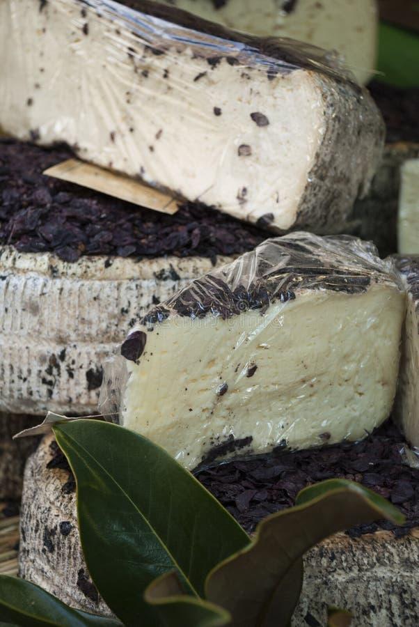 Сельский сыр стоковая фотография rf