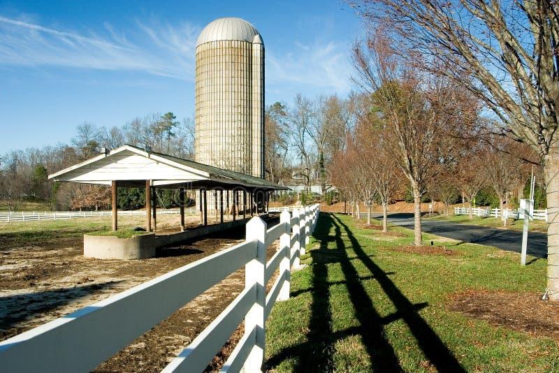 сельскохозяйственне угодье сельское стоковые фотографии rf