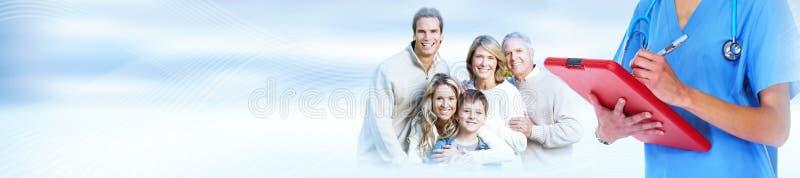 Семейный врач стоковые фотографии rf
