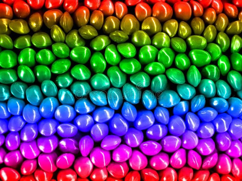 семена радуги стоковые изображения