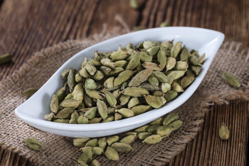 Семена Cardamon стоковые изображения