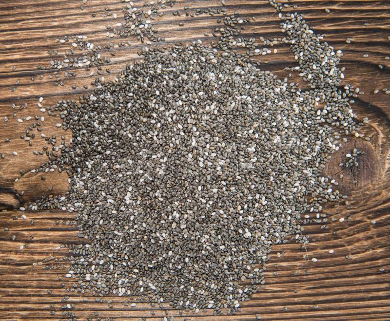 Семена Chia стоковые изображения
