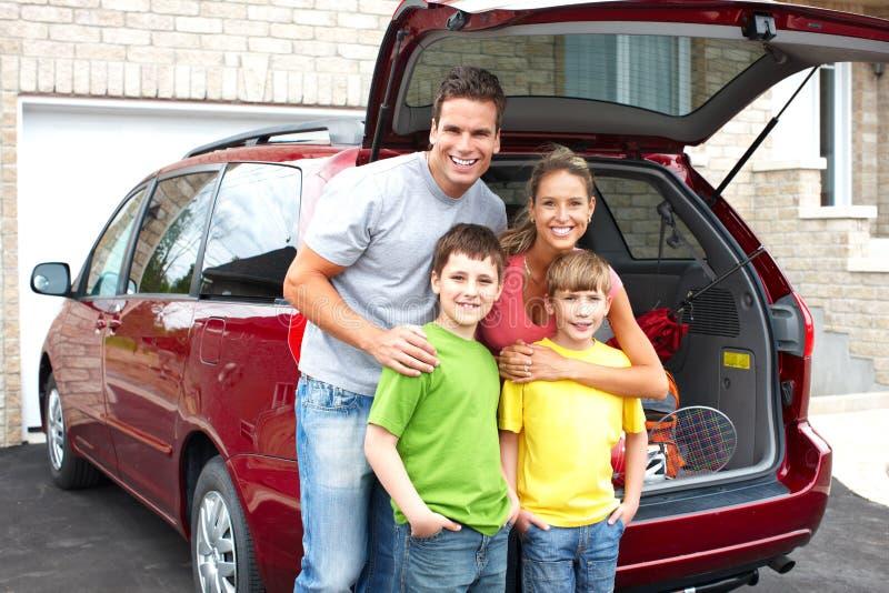 семья автомобиля